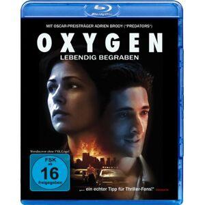 Richard Shepard - Oxygen - Lebendig begraben [Blu-ray] - Preis vom 10.07.2020 05:00:12 h