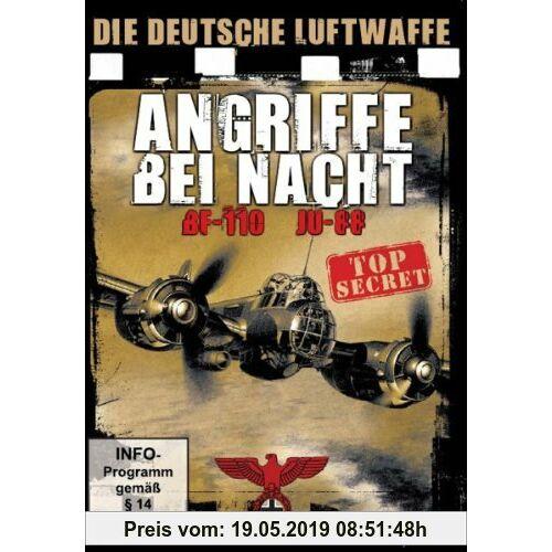Die deutsche Luftwaffe: Angriffe bei Nacht