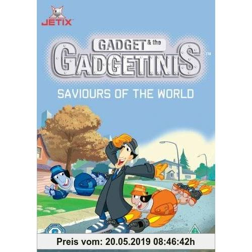 Gadget And The Gadgetinis - Saviours Of The World [UK Import]