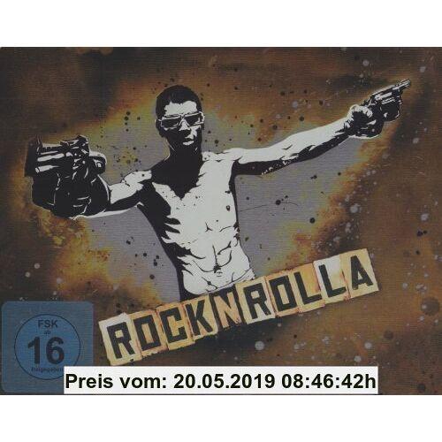 Guy Ritchie RockNRolla (Steelbook) [Blu-ray]