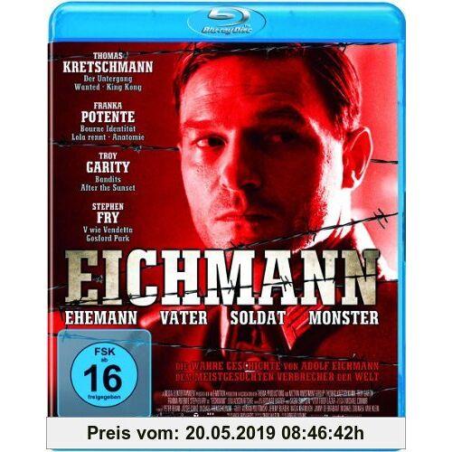 Robert W. Young Eichmann (Blu-ray)