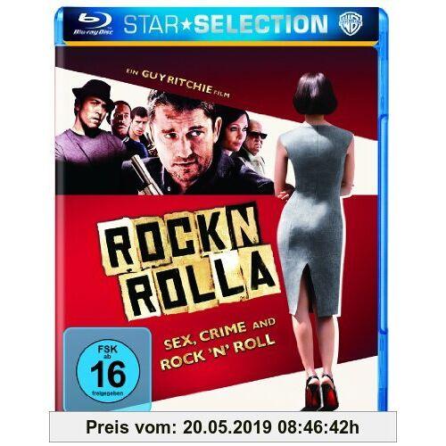 Guy Ritchie RockNRolla [Blu-ray]