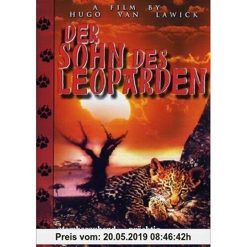 Hugo van Lawick Der Sohn des Leoparden