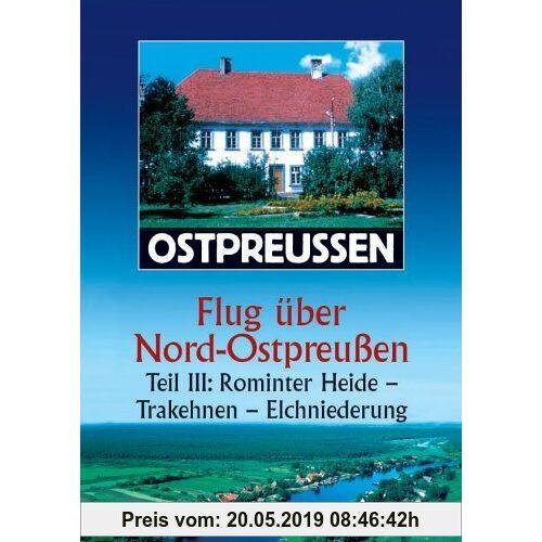 Ostpreussen - Flug über Nord-Ostpreussen Teil 3