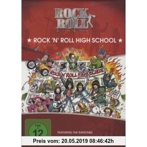 Rock n Roll Highschool (Rock & Roll Cinema DVD 10)