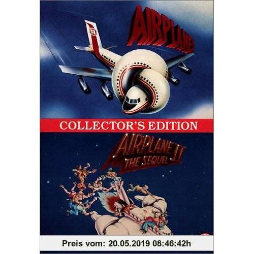 Airplane!/Airplane 2 - The Sequel [2 DVDs] [UK Import]