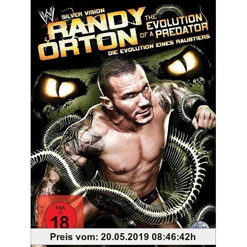 Kevin Dunn WWE - Randy Orton: Die Evolution eines Raubtiers [3 DVDs]