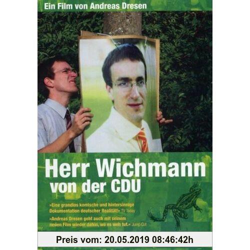 Andreas Dresen Herr Wichmann von der CDU
