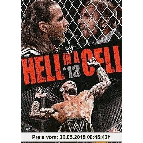 Randy Orton WWE: Hell In A Cell 2013 [DVD] [UK Import]