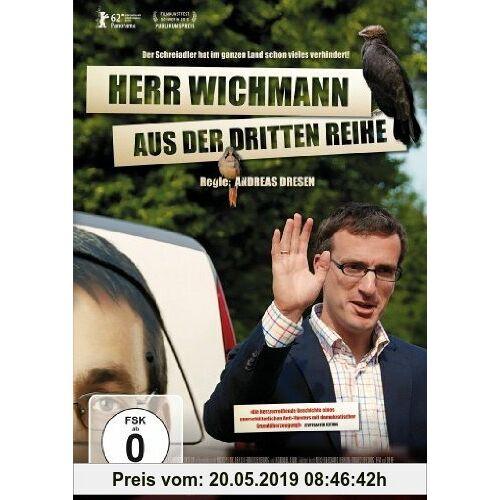 Henryk Wichmann Herr Wichmann aus der dritten Reihe