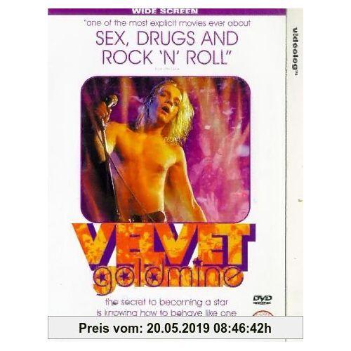 Velvet Goldmine [UK IMPORT]