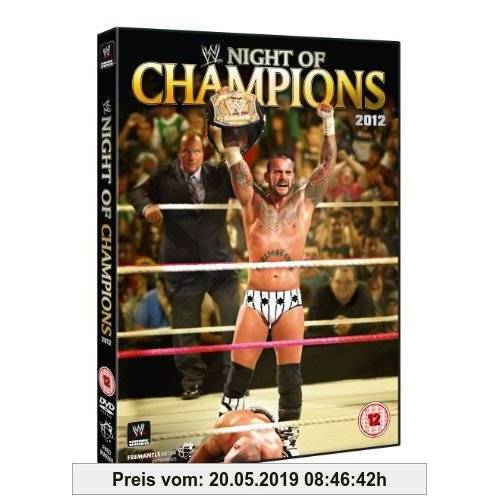 Randy Orton WWE: Night Of Champions 2012 [DVD] [UK Import]