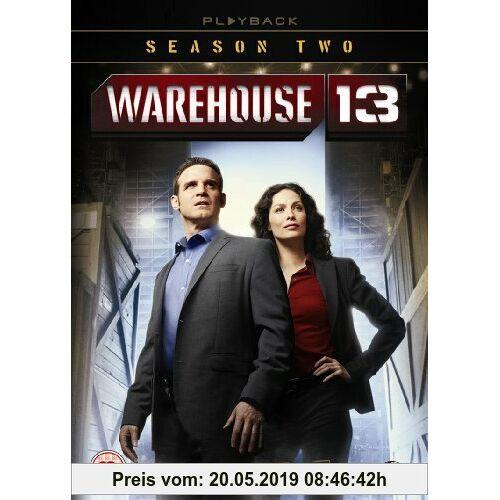Warehouse 13 - Series 2 [DVD]