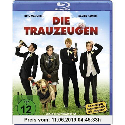 Stephan Elliott Die Trauzeugen [Blu-ray]