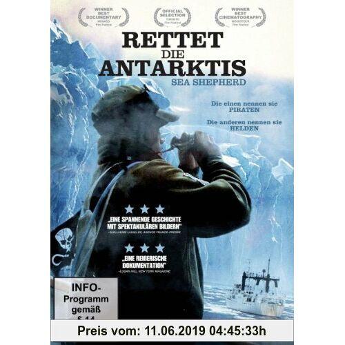 Dan Stone Rettet die Antarktis