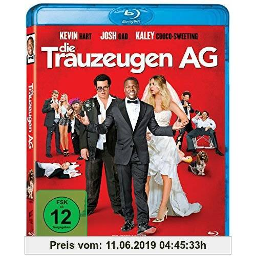 Kaley Cuoco Die Trauzeugen AG [Blu-ray]