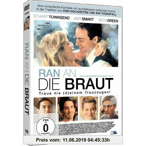 Stefan Schwartz Ran an die Braut - Traue nie (d)einem Trauzeugen! (DVD)