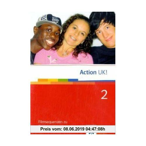 Action UK! Filmsequenzen zu Red Line 2, 1 DVD