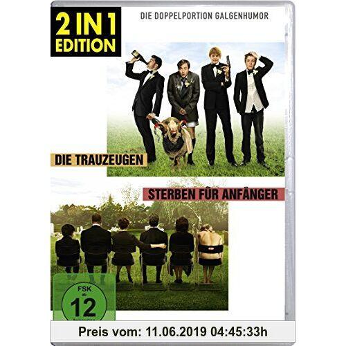 Frank Oz Die Trauzeugen / Sterben für Anfänger (2 in 1 Edition, 2 Discs)