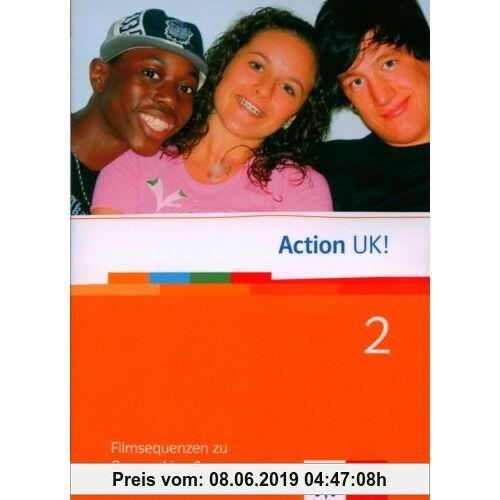 Action UK! Filmsequenzen zu Orange Line 2, 1 DVD