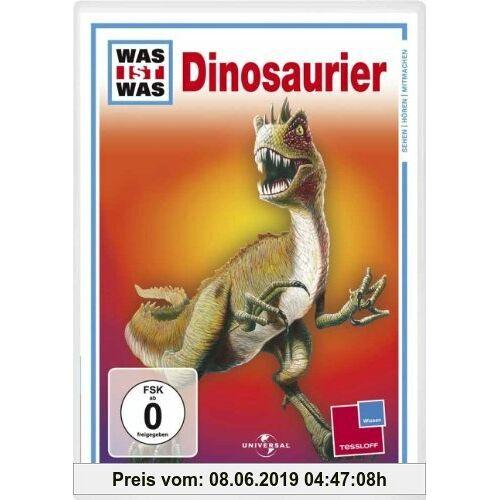 Was ist Was TV. Dinosaurier /