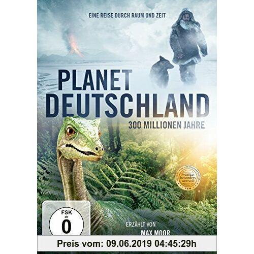 Prof. Uwe Kersken Planet Deutschland - 300 Millionen Jahre