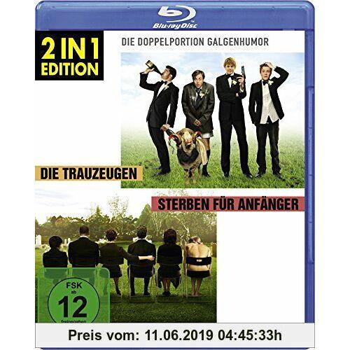 Die Trauzeugen/Sterben für Anfänger - 2 in 1 Edition [Blu-ray]