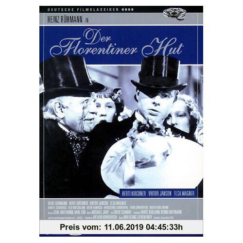 Wolfgang Liebeneiner Der Florentiner Hut
