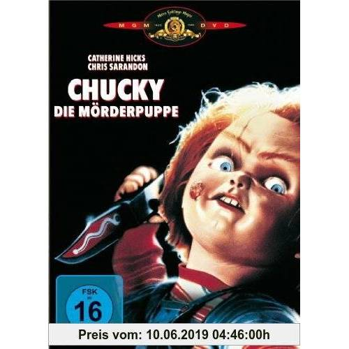 Tom Holland Chucky - Die Mörderpuppe