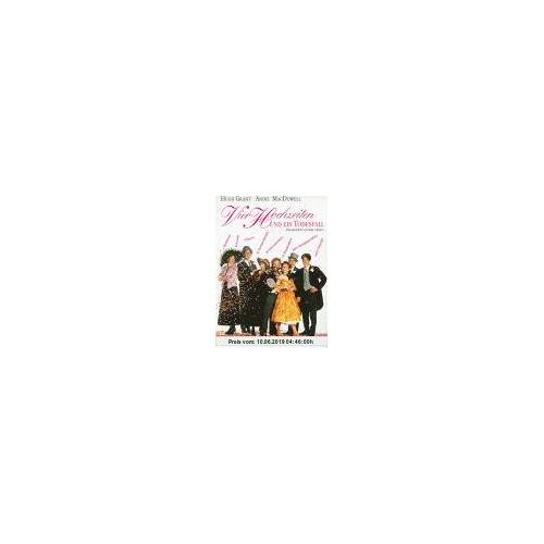 Four Weddings and a Funeral [VHS]