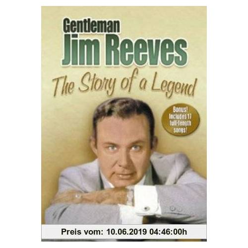 Jim Reeves REEVES, Jim The Story Of A Legend (0)