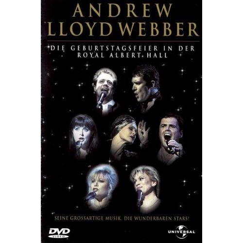 - Andrew Lloyd Webber - Die Geburtstagsfeier in der Royal Albert Hall - Preis vom 21.10.2019 05:04:40 h