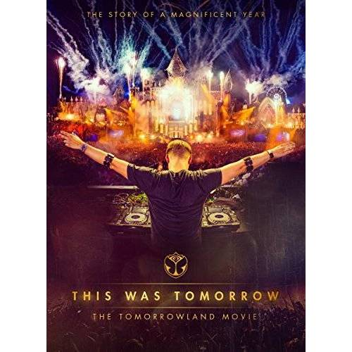 - This Was Tomorrow - The Tomorrowland Movie [Blu-ray] - Preis vom 25.01.2021 05:57:21 h