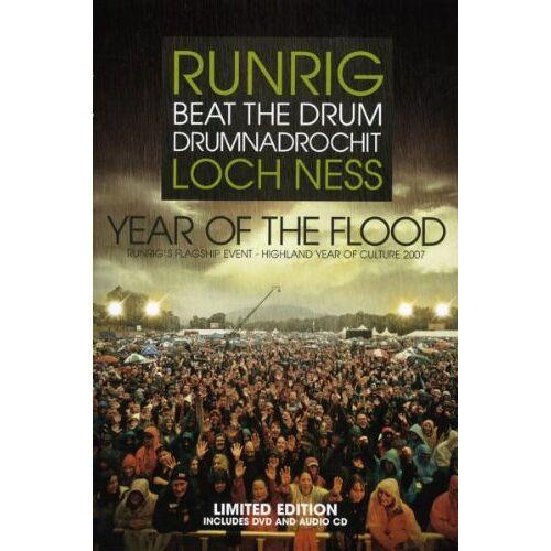 Runrig - Year of the Flood (1 DVD & 1 CD) - Preis vom 26.03.2020 05:53:05 h