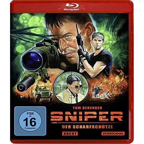 Luis Llosa - Sniper [Blu-ray] - Preis vom 18.04.2021 04:52:10 h