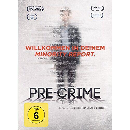 Monika Hielscher - Pre-Crime - Preis vom 15.04.2021 04:51:42 h