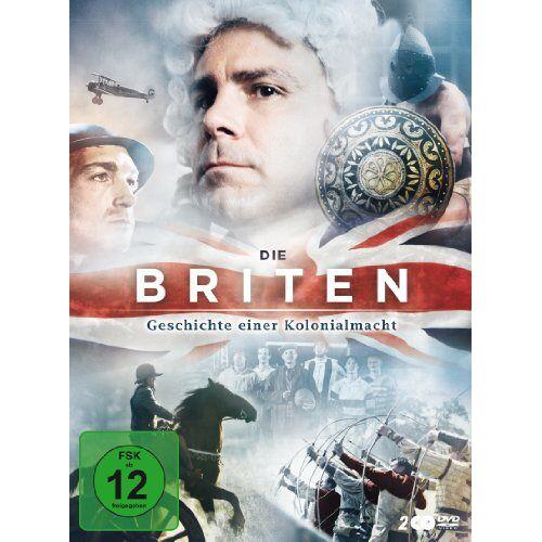 - Die Briten - Geschichte einer Kolonialmacht [2 DVDs] - Preis vom 28.02.2021 06:03:40 h