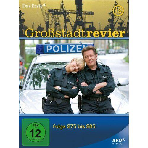 Brix, Peter H - Großstadtrevier - Box 18, Folge 273 bis 283 [4 DVDs] - Preis vom 10.04.2021 04:53:14 h