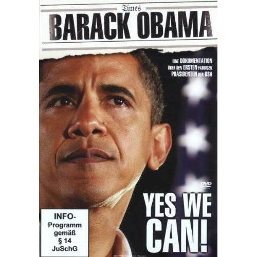 Barack Obama - Yes We Can - Preis vom 28.02.2021 06:03:40 h