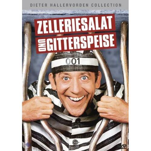Ralf Gregan - Zelleriesalat und Gitterspeise - Dieter Hallervorden - Preis vom 25.01.2021 05:57:21 h