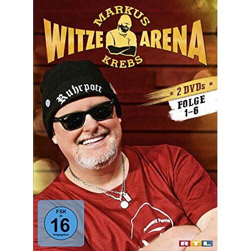 Kurt Pongratz - Markus Krebs - Witzearena [2 DVDs] - Preis vom 18.04.2021 04:52:10 h