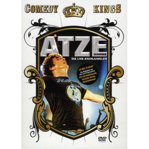 Atze Schröder - Die Live Kronjuwelen - Preis vom 20.10.2020 04:55:35 h