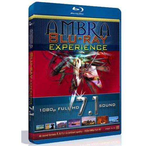Gogol Lobmayr - Ambra Blu-ray Experience [Blu-ray] - Preis vom 05.03.2021 05:56:49 h