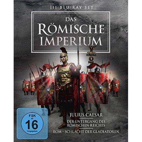 - Das Römische Imperium - Box [Blu-ray] - Preis vom 13.05.2021 04:51:36 h