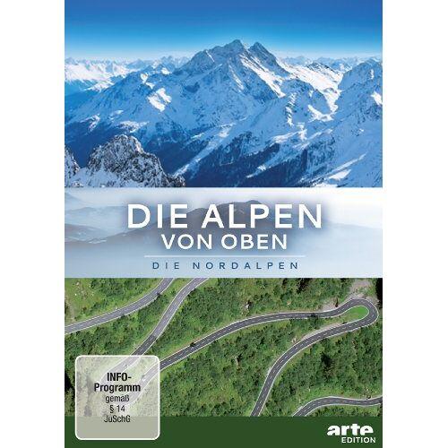 Lisa Eder - Die Alpen von oben: Die Nordalpen [2 DVDs] - Preis vom 21.01.2021 06:07:38 h
