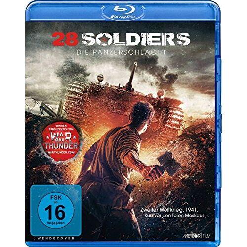 Kim Druzhinin - 28 Soldiers - Die Panzerschlacht [Blu-ray] - Preis vom 28.02.2021 06:03:40 h