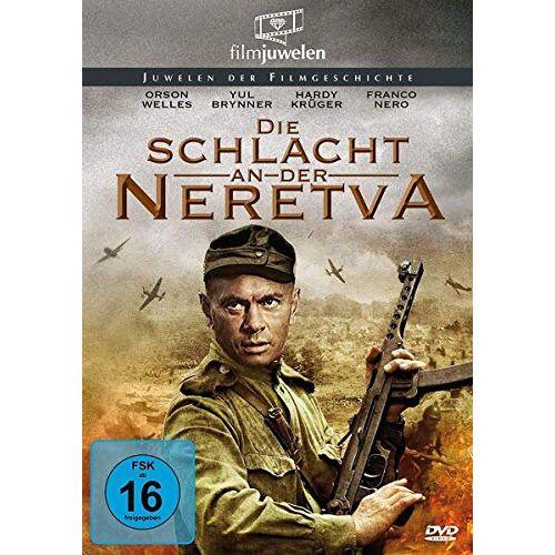 Viljko Buljic - Die Schlacht an der Neretva (Neuauflage) (Filmjuwelen) - Preis vom 20.10.2020 04:55:35 h