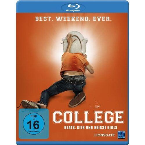 Deb Hagen - College [Blu-ray] - Preis vom 25.01.2020 05:58:48 h