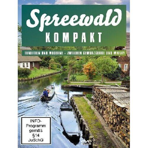 - Spreewald kompakt - Tradition und Moderne: Zwischen Gewürzgurke und Whisky - Preis vom 10.04.2021 04:53:14 h