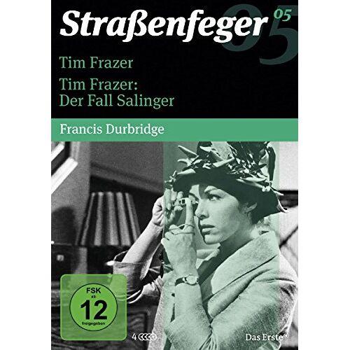 Hans Quest - Straßenfeger 5 : Tim Frazer / Tim Frazer: Der Fall Salinger (4 DVDs) - Preis vom 11.05.2021 04:49:30 h